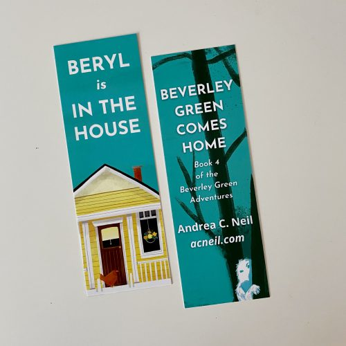 beverley green comes home bookmark